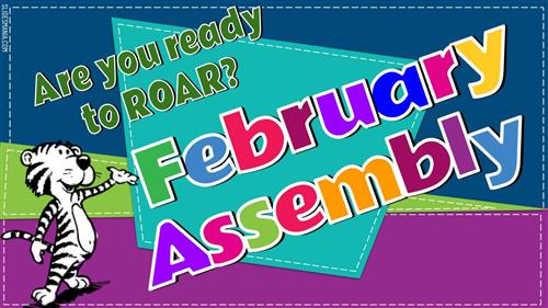 February Assembly 2021